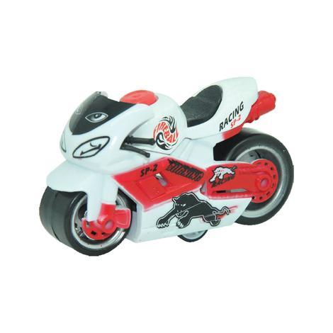 Oyuncak- Çek-bırak Motorsiklet