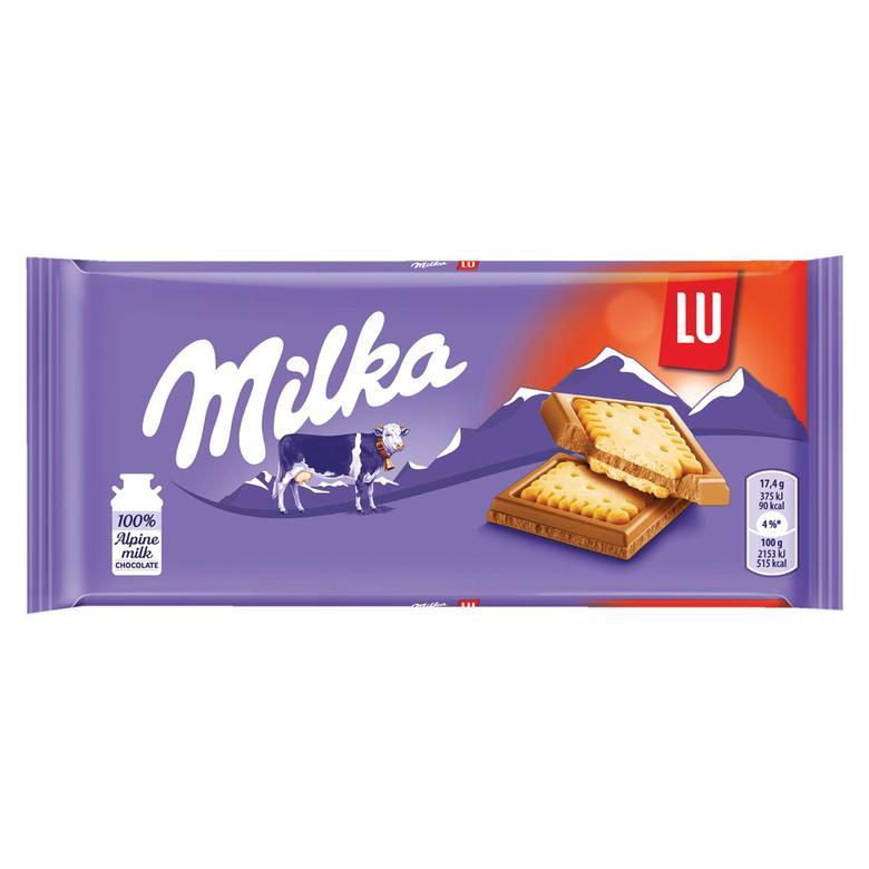 Milka Lu Çikolata Bisküvili 87 G