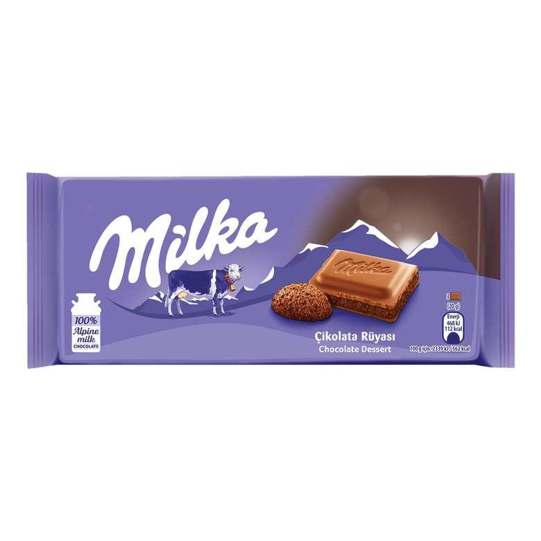Milka Çikolata Rüyası Çikolata 100 G