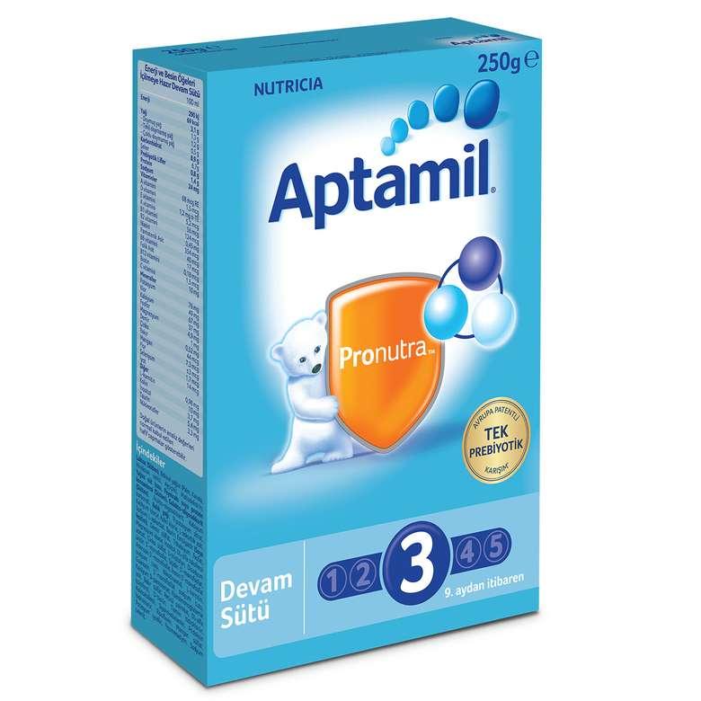 Aptamil 3 Bebek Maması Biberon 250 G