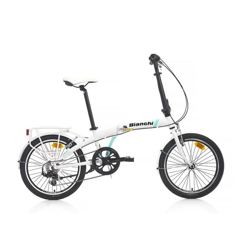"Bianchi Origami 20"" Katlanabilir Bisiklet"