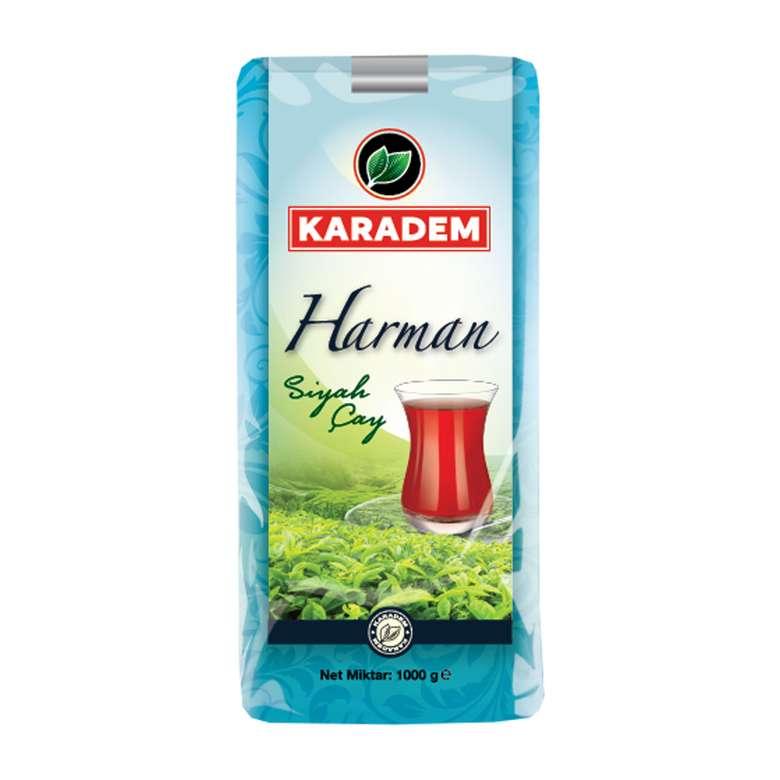 Karadem Harman Çay 1000 G
