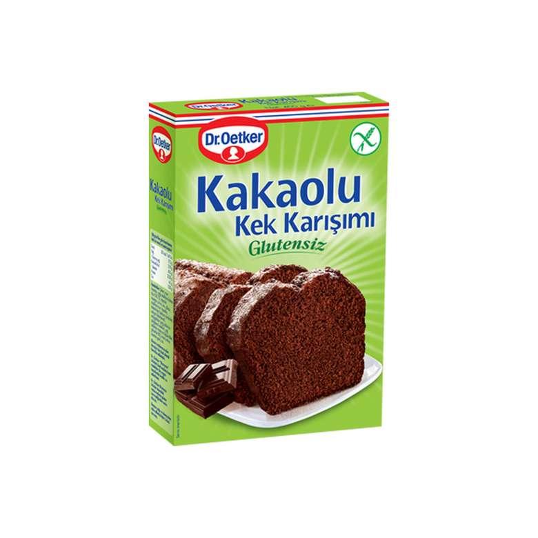Dr.oetker Glutensiz Kakaolu Kek Karışımı 400g