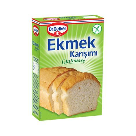 Dr Oetker Glutensiz Ekmek Karışımı 291g