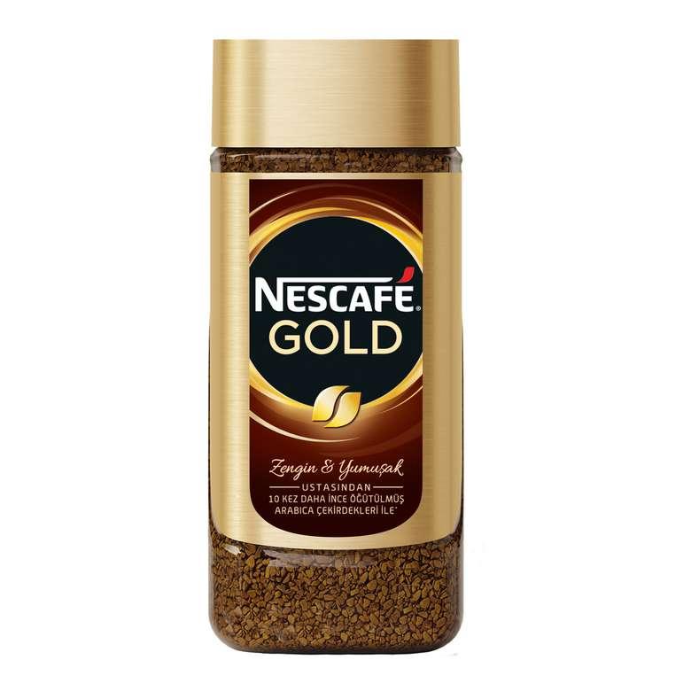 Nescafe Kahve Gold Cam Kavanoz 100 G
