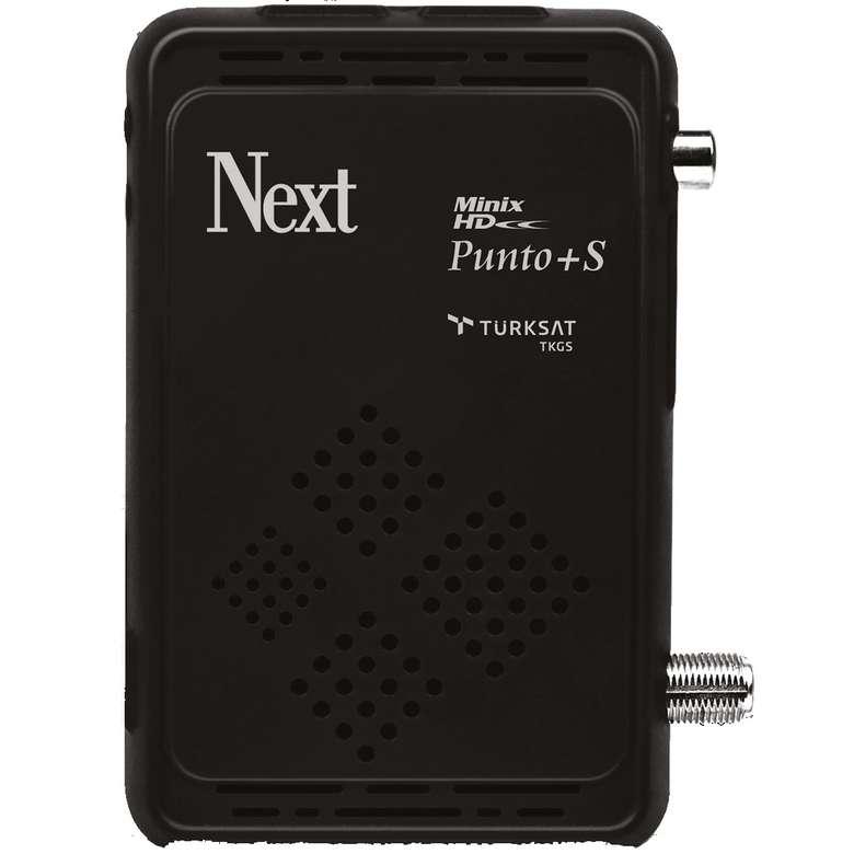 Next Minix HD Punto Uydu Alıcısı