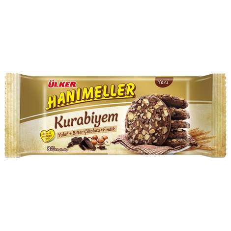 Hanımeller Kurabiyem Kurabiye Çikolatalı 180 G