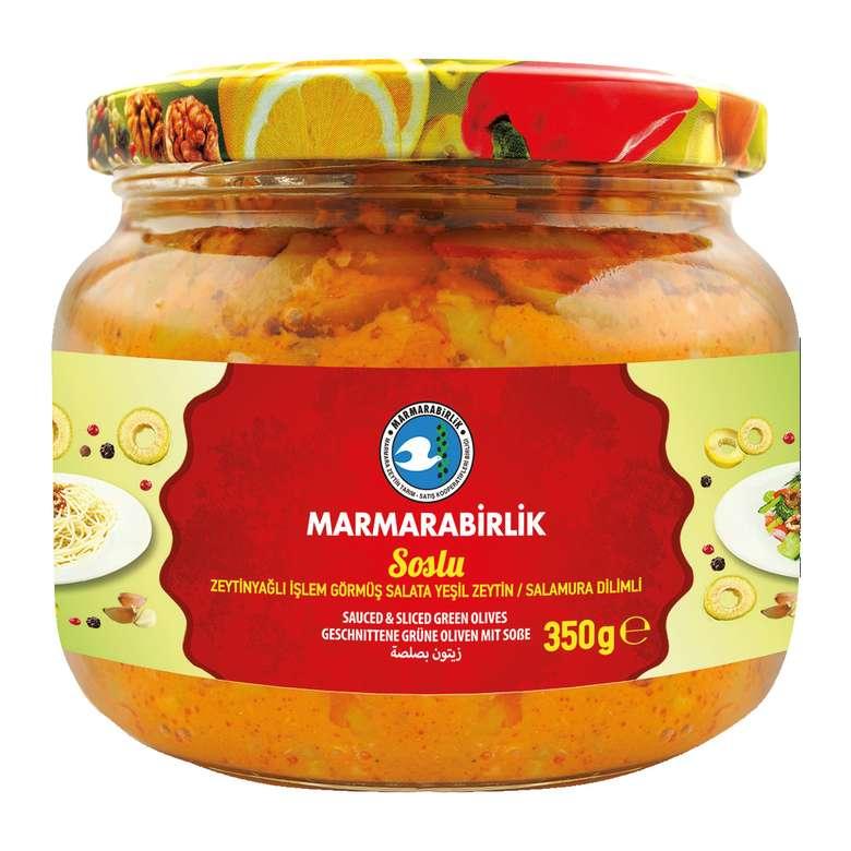 Marmarabirlik Zeytin Soslu 350 G