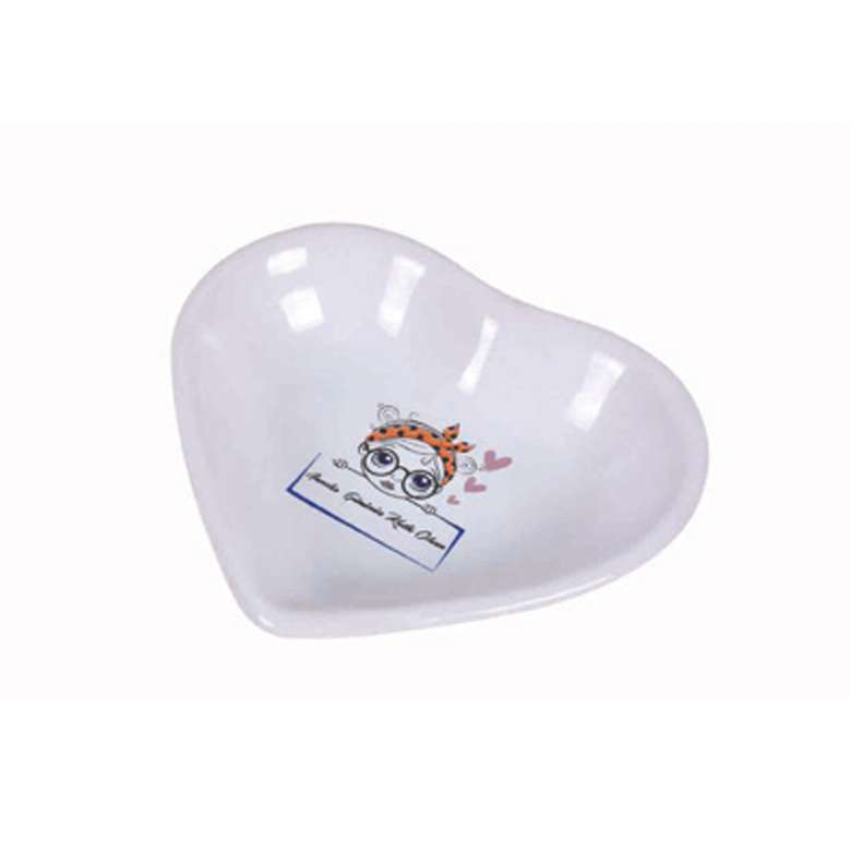 Keramika Çerezlik Anneler Günü Gözlük 14 Cm