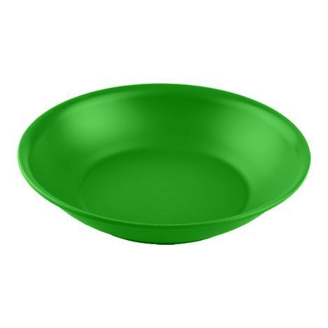 Hobbylife Plastik Çukur Tabak Yuvarlak - Yeşil
