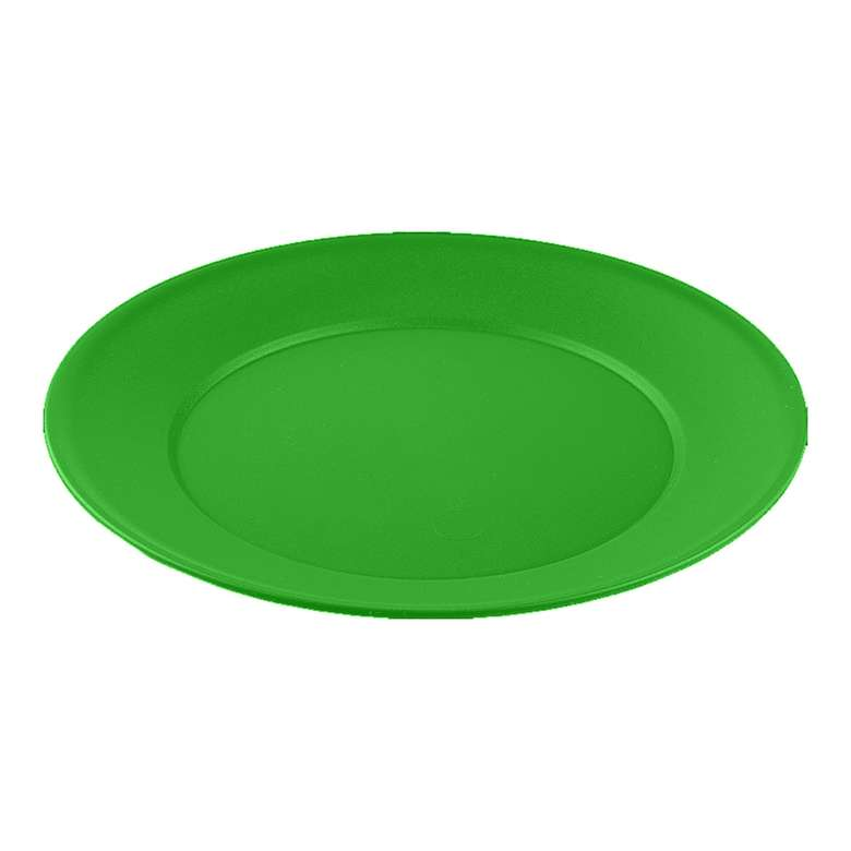 Hobbylife Servis Tabağı Yuvarlak - Yeşil
