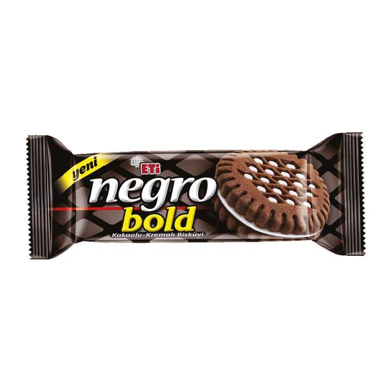 Negro Bold Bisküvi Kremalı Kakaolu 120g