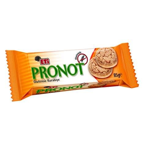 Eti Pronot Bisküvi Glutensiz 85 G