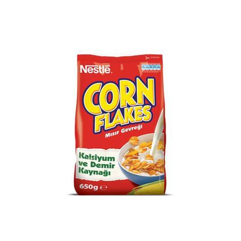 Nestle Corn Flakes Mısır Gevreği 650 G