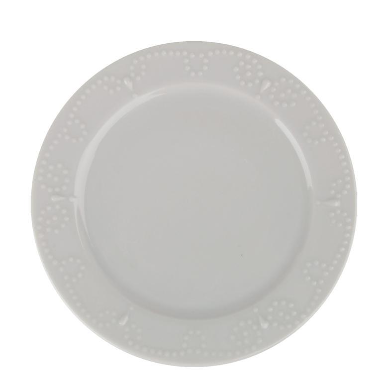Porland Porselen Ürünler 24 Cm Helis Düz Tabak
