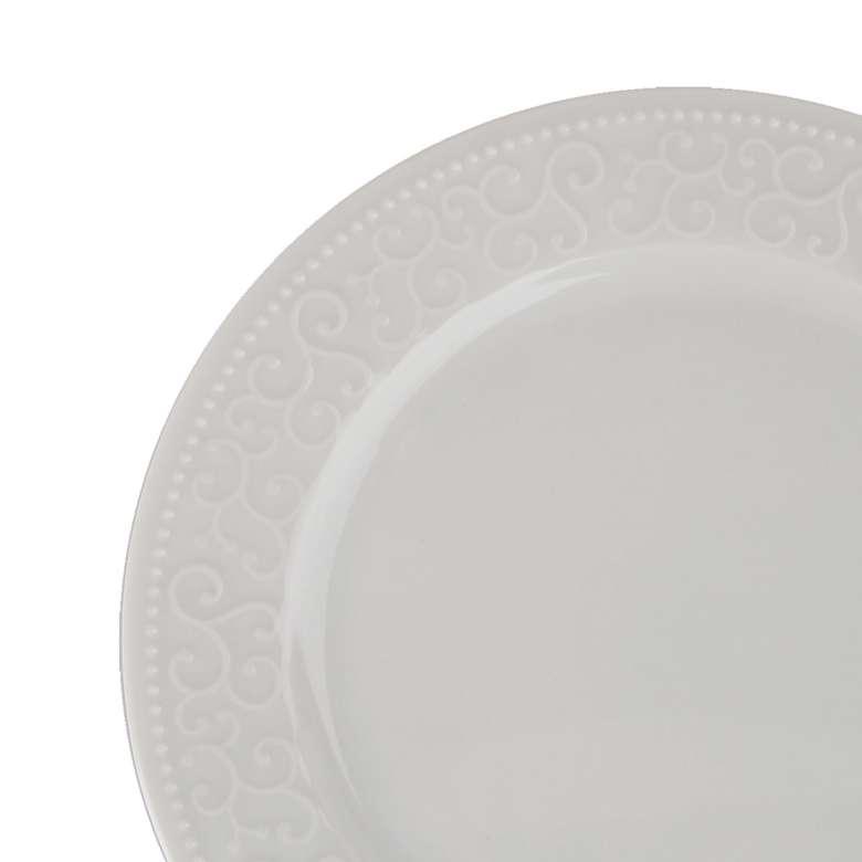 Porland Porselen Ürünler 24 Cm İdil Düz Tabak