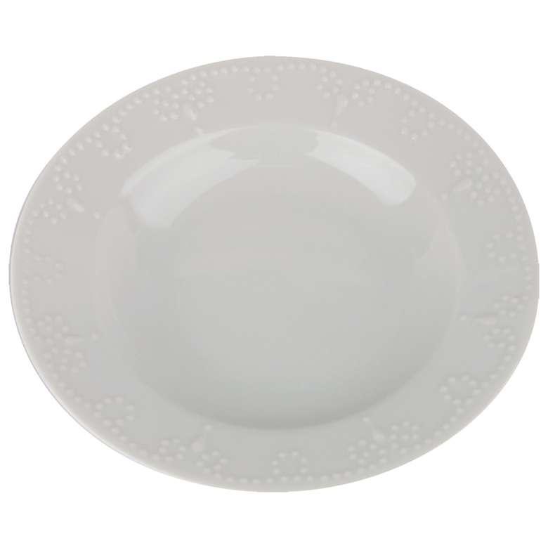 Porland Porselen Ürünler 19 Cm Helis Çukur Tabak