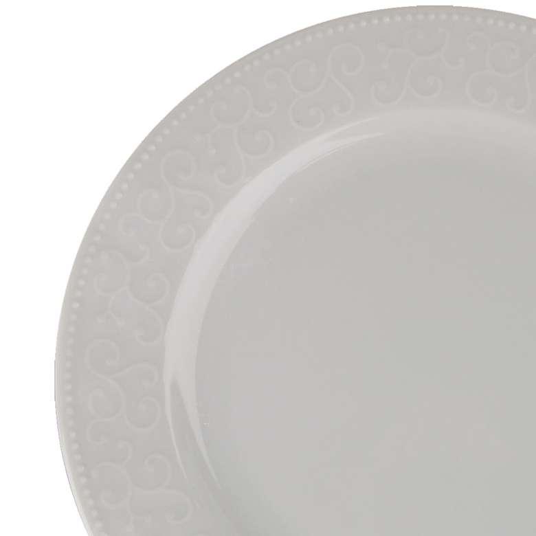 Porland Porselen Ürünler 20 Cm İdil Düz Tabak
