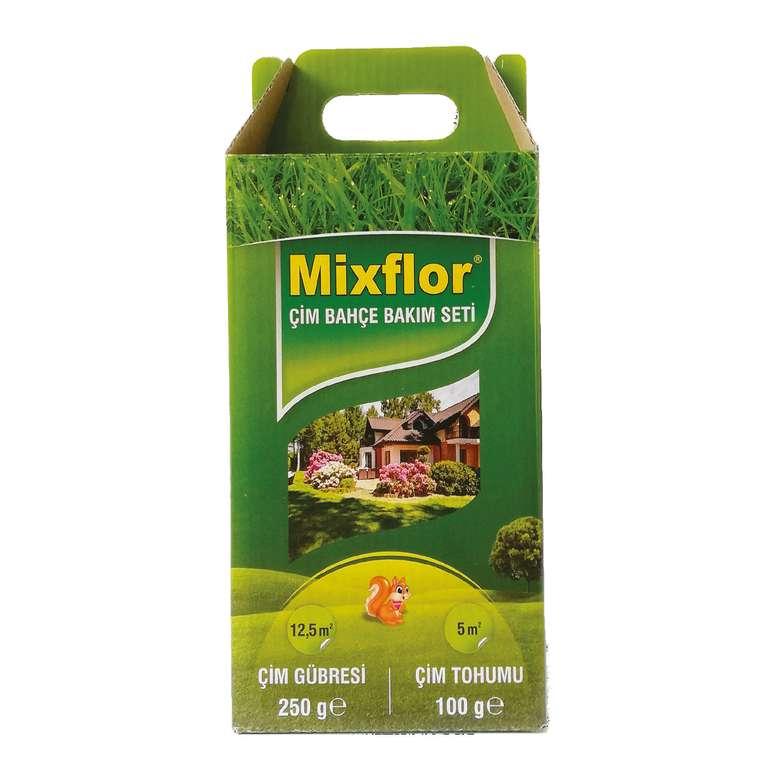 Mixflor Çim Bahçe Bakım Seti