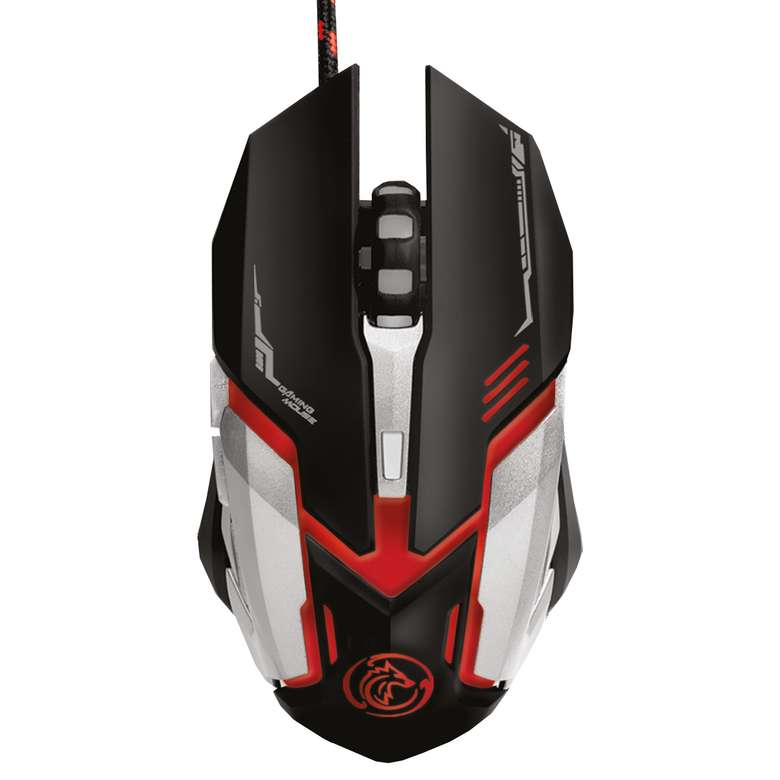 Piranha Gaming Mouse Kablolu 7636