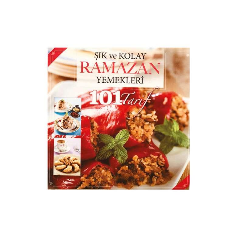 Ramazan Yemekleri Kitabı