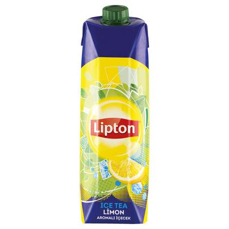 Lipton İce Tea Limon 1 L