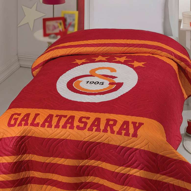 Taraftar Lisanslı Pike Galatasaray 150x220 Cm