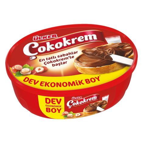 Ülker Çokokrem Kakaolu Fındık Kreması 950 G