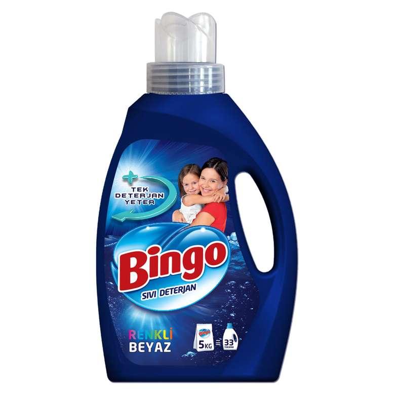 Bingo Sıvı Deterjan 2145 Ml