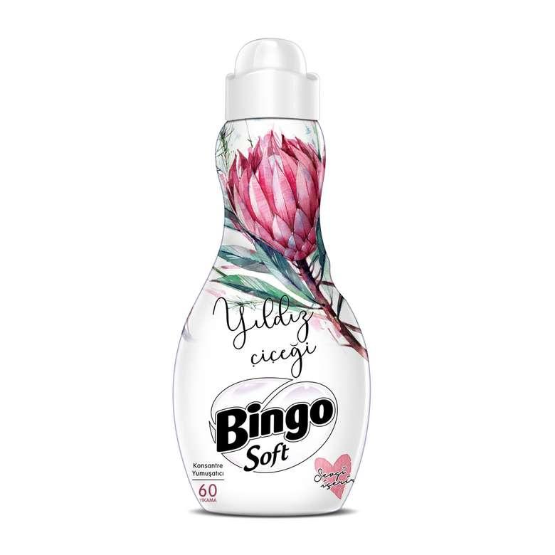 Bingo Yıldız Çiçeği Konsantre Yumuşatıcı 1440 Ml