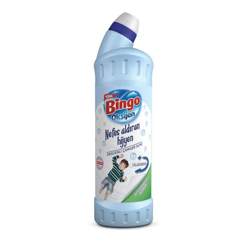 Bingo Oksijenli Çamaşır Suyu 750 Ml