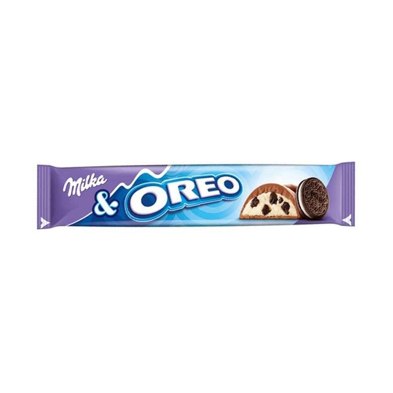 Milka Oreo Bar Çikolata 37 G