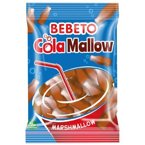 Bebeto Yumuşak Şeker Cola Marshmallow 36 G
