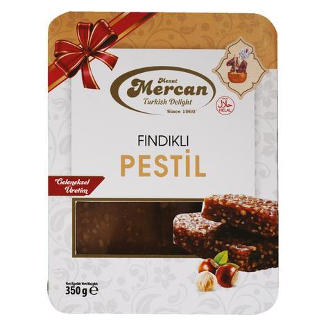 Mercan Pestil Fındıklı 350 G