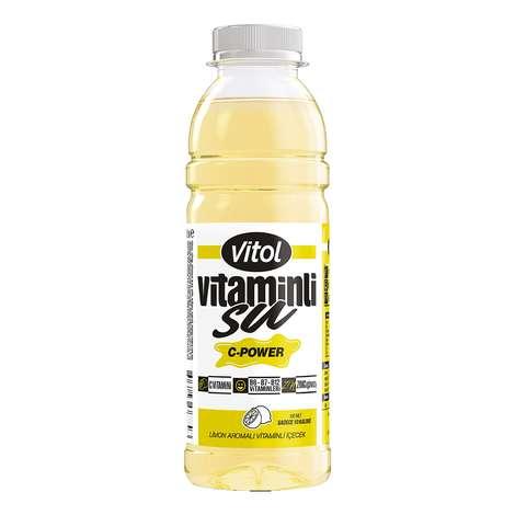Vitol C-power Vitaminli İçecek 500 Ml