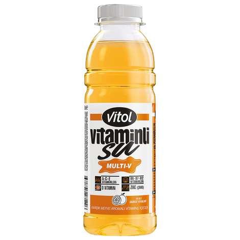 Vitol Multi Power Vitaminli İçecek 500 Ml
