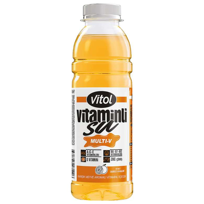 Vitol Multi Power Vitaminli İçecek 500 Ml