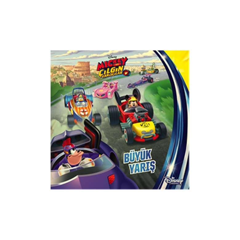 Mickey Ve Çılgın Yarışçılar - Büyük Yarış