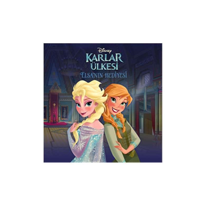 Karlar Ülkesi - Elsa'nın Hediyesi Hikaye Kitabı