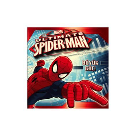 Spider-Man Büyük Güç Hikaye Kitapları