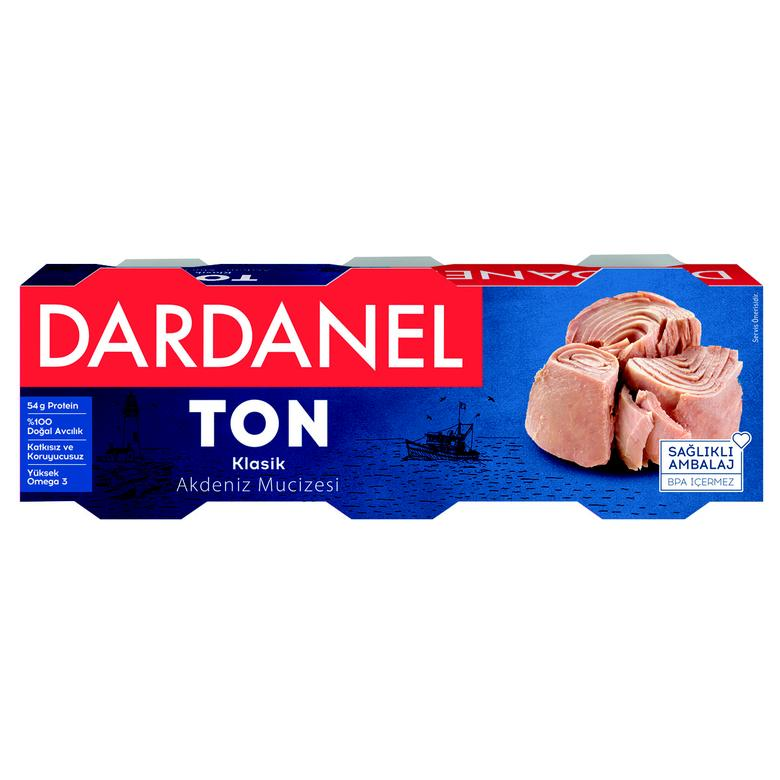 Dardanel Konserve Balık Ton 3x80 G