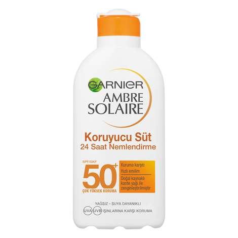 Ambre Solaire Güneş Sütü SPF 50+ 200 Ml