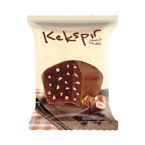 Kekspir Kek Kakaolu Fındıklı 45 G