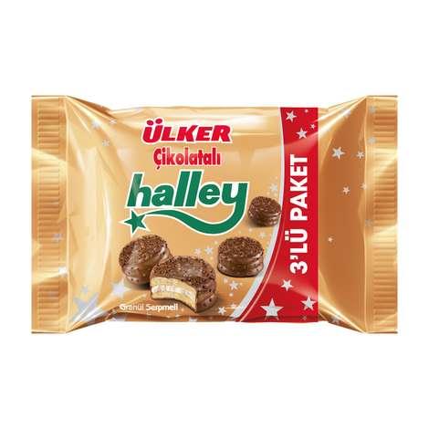 Ülker Halley 3x66 G