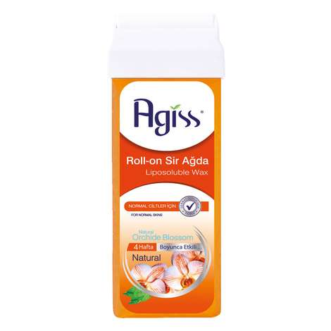 Agiss Kartuş Ağda Naturel 100 Ml