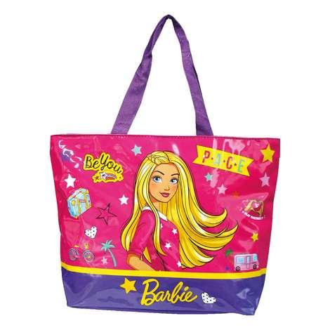 Lisanslı Plaj Çantası Barbie