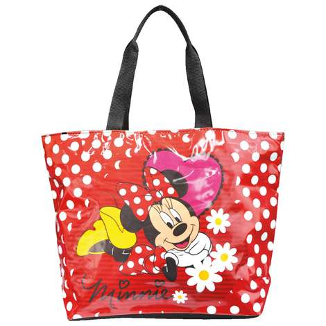 Lisanslı Plaj Çantası Minnie Mouse