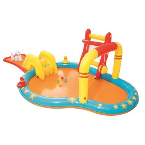 Bestway Kaydıraklı Oyun Havuzu