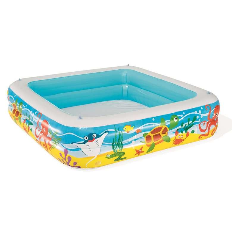 Bestway Güneşlikli Bebek Şişme Havuzu