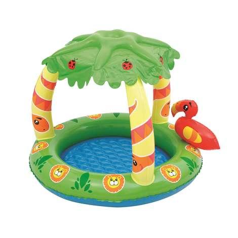 Bestway Palmiye Güneşlikli  Şişme Havuz